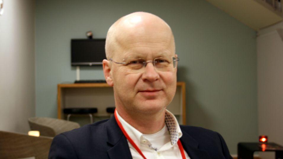 Strategisjef Bjørn Skjelbred i Valyou vil bli alles førstevalg. Da må han få flere med på laget.