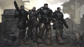 Gears of War imponerte stort då det blei lansert i 2006.