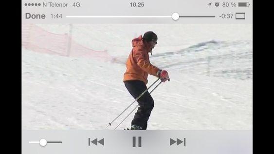 Ski School viser deg noen smarte triks til bakken - rett på mobilen.