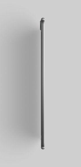 Den forrige rekordinnehaveren, Vivo X5Max. 4,75 millimeter var likevel ikke nok til å beholde rekorden.