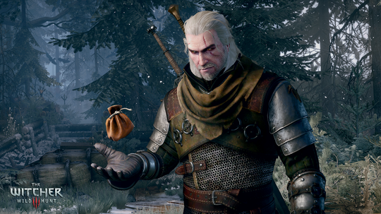 Geralt er tilbake og klar for å jakte på monstre igjen - for en pris. (Bilde: CD Project RED).
