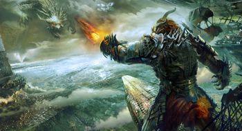 Guild Wars 2s første ekstrapakke skiller seg ut i MMO-sjangeren