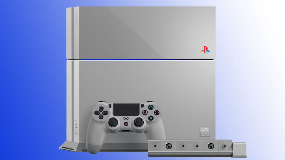 Helt unik PlayStation 4 solgt for rekordsum