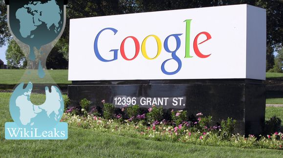 Google avslørte Wikileaks-journalister