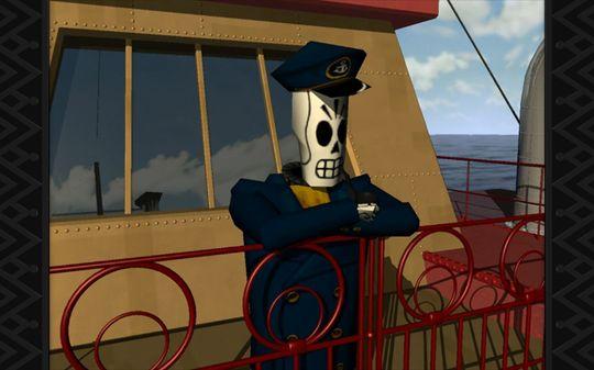 Kaptein Calavera.