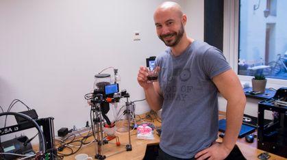 Norske Elias drømmer om å lede an innen 3D-skriving