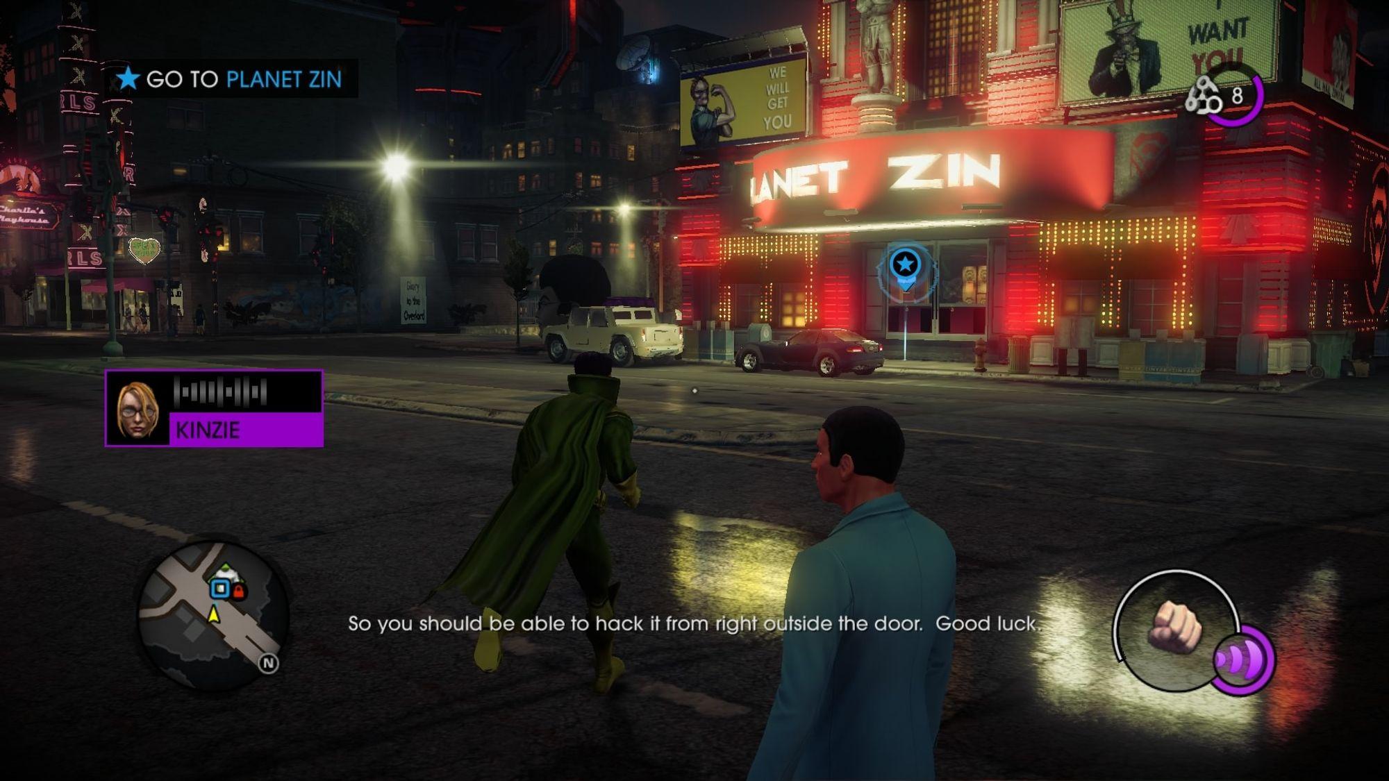 Alt om Saints Row IV: Re-Elected (PS4) - Gamer.no