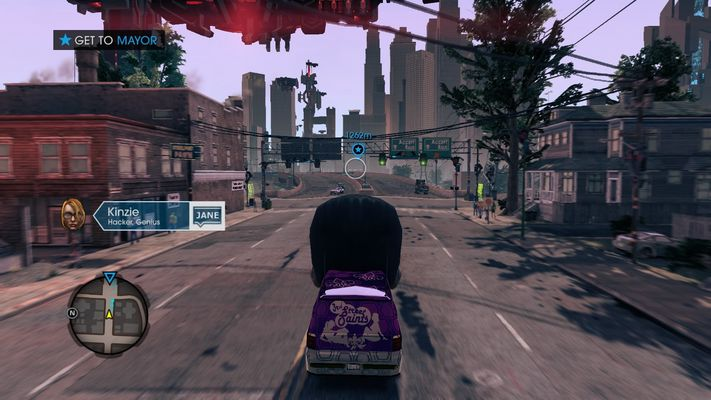 Saints Row: IV: Re-Elected