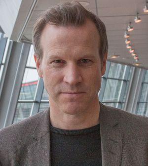 Telenors informasjonssjef Anders Krokan.