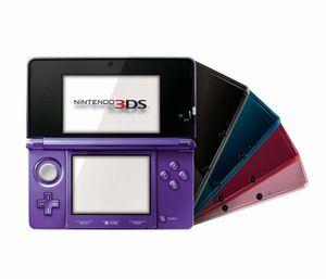 Nintendo har solgt 50 millioner 3DS.
