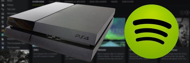 Snart kan du høre på Spotify på PlayStation 4 og spille samtidig