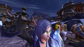 Night Elf-duckface.