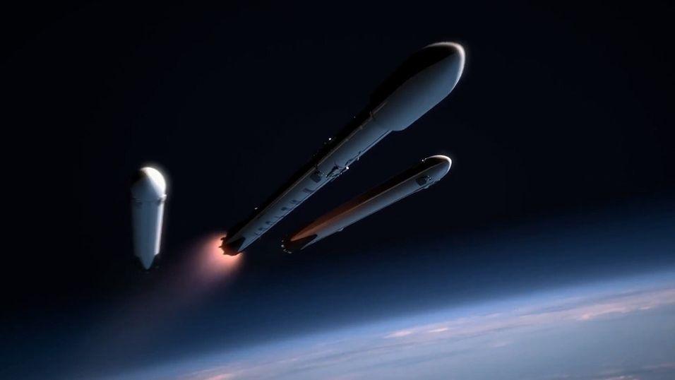 Slik vil SpaceX revolusjonere reiser til verdensrommet