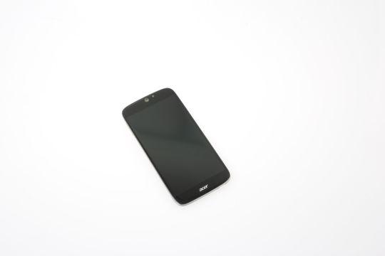 Acer Liquid Jade er nokså kompakt i sin fremtoning til tross for en skjerm på hele fem tommer.