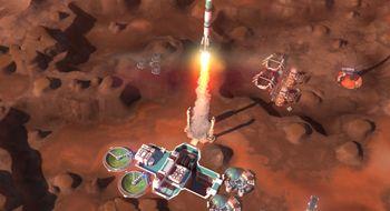 Nådeløs kapitalisme på planeten Mars