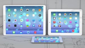 Ikke iPad Pro, men iPad Plus