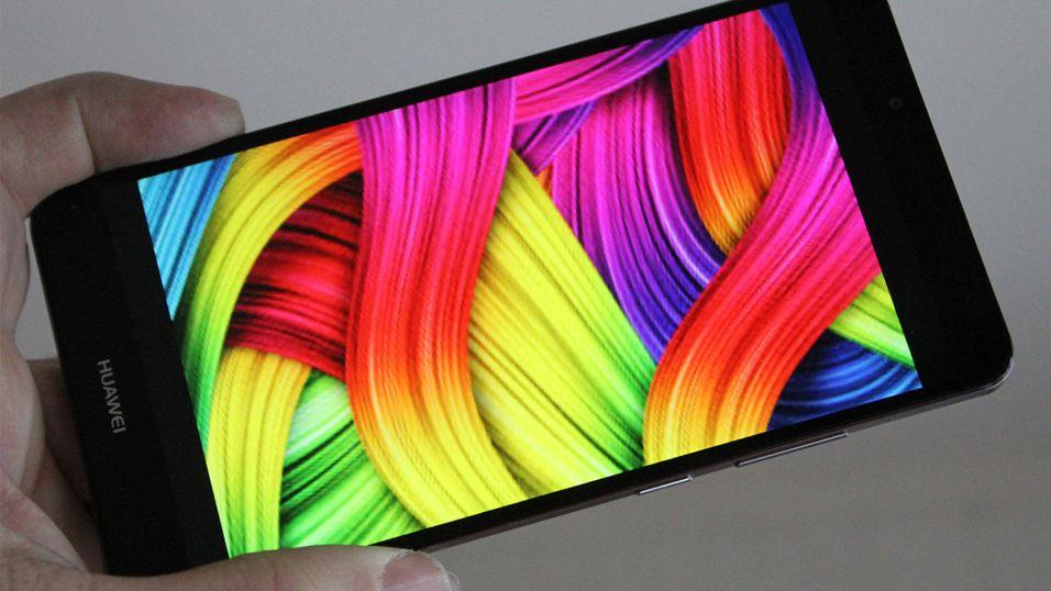 – 4K-skjerm på mobilen er bortkastet