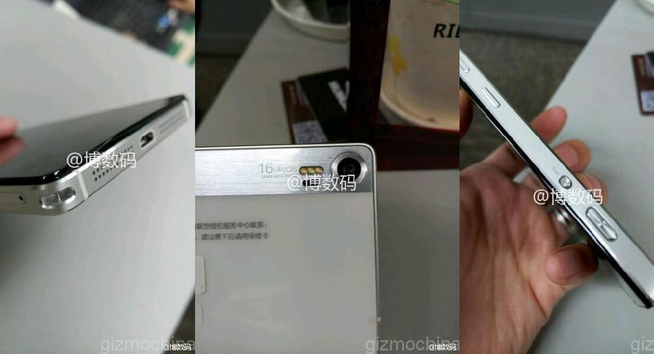 Nytt mobilbeist fra Lenovo lekket