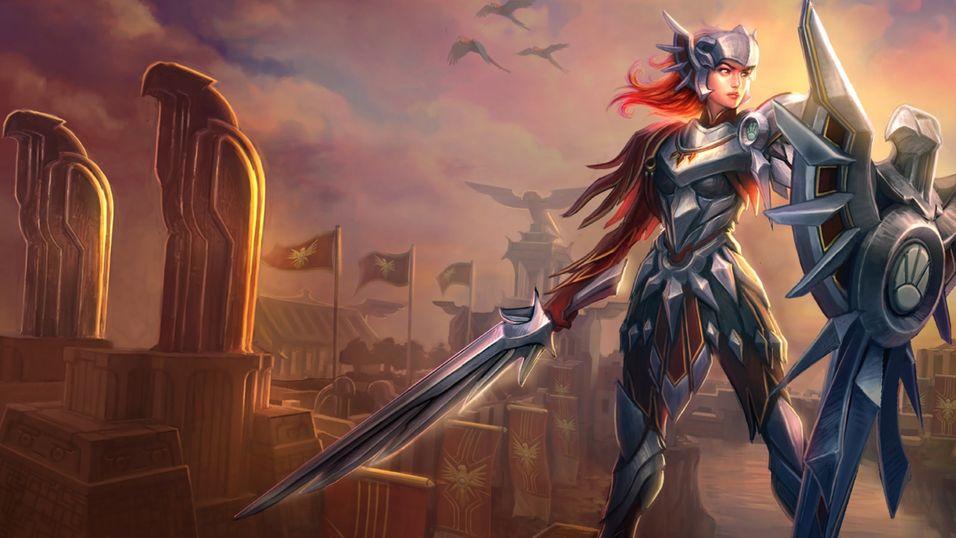 Leona fra League of Legends er så vidt vi vet verken homofi, heterofil, bifil eller en transperson, men hvem bryr seg?