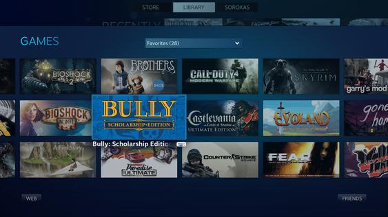 Til tross for at Bully står oppført som et spill som krever tastatur, kan man fint spille det med håndkontroller.