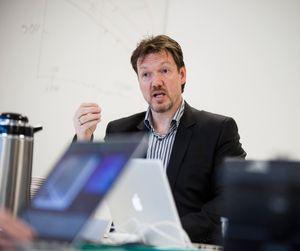 Nils-Ove Gamlem, teknologidirektør i Cisco Norge.
