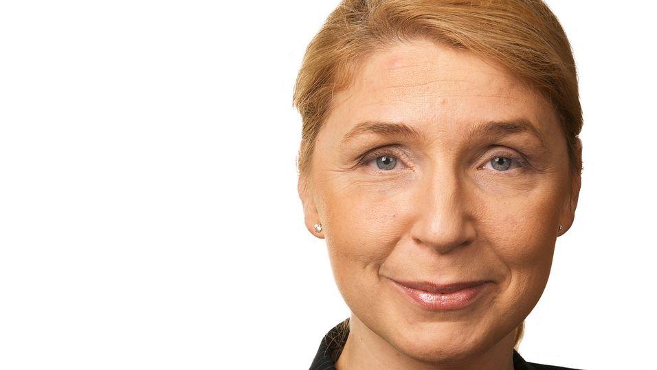 Administrerende direktør Charlotta Rehman i Teliasonera Norge ser fram til å ta opp kampen mot Telenor.