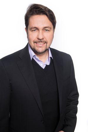 Arild Hustad, administrerende direktør for Tele2s norske virksomheter.