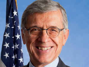 Styreleder for FCC, Tom Wheeler.