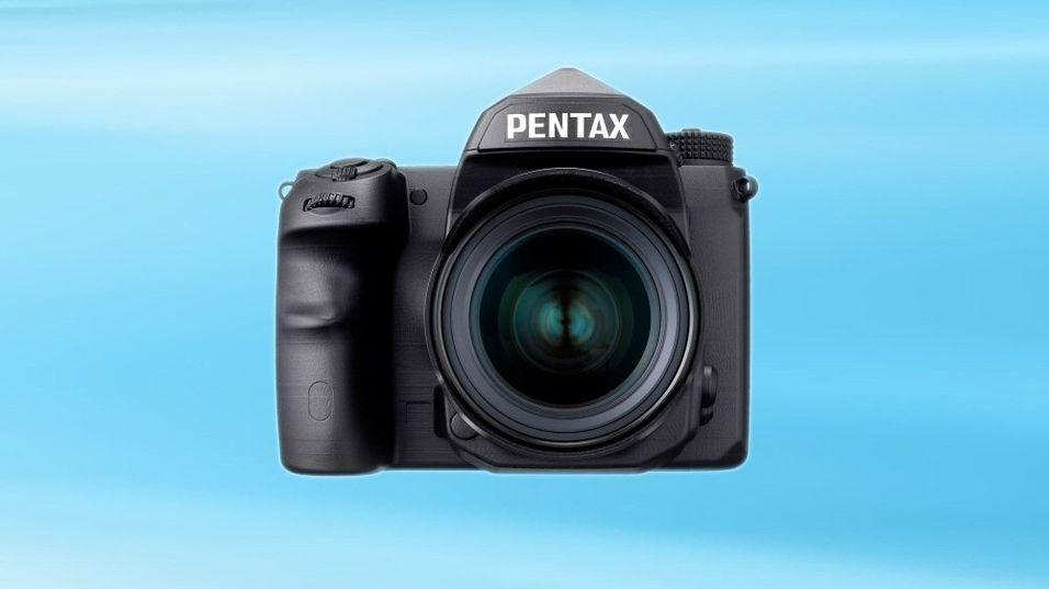 Endelig kommer Pentax med fullformat