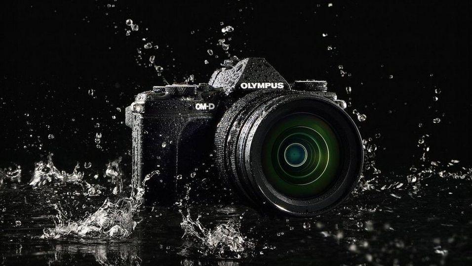 Ny Olympus tryller seg til 40 megapiksler