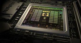 Nvidias nye superprosessor Tegra X1.