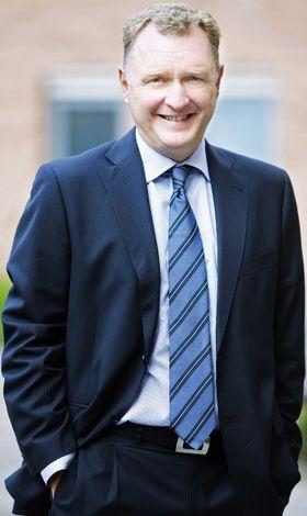 Konsernsjef Carsten Dilling i TDC skriver at de uten tvil vil utvikle mobilforretningen sin i Norge.
