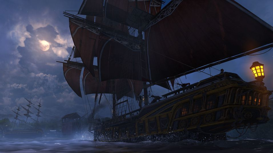 Assassin's Creed Rogue har fått PC-dato