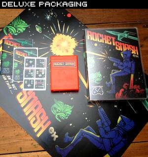 Deluxe-utgaven av spillet.