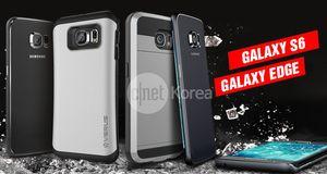Samsung Galaxy S6 Edge dukket opp i ytelsestest