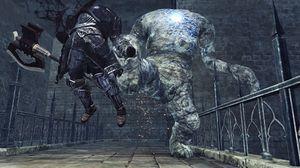 Slik føles det av og til ut å spille Dark Souls II.