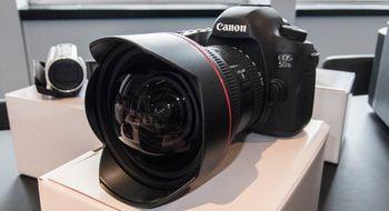 Dette er den største Canon-lanseringen du ser på lenge