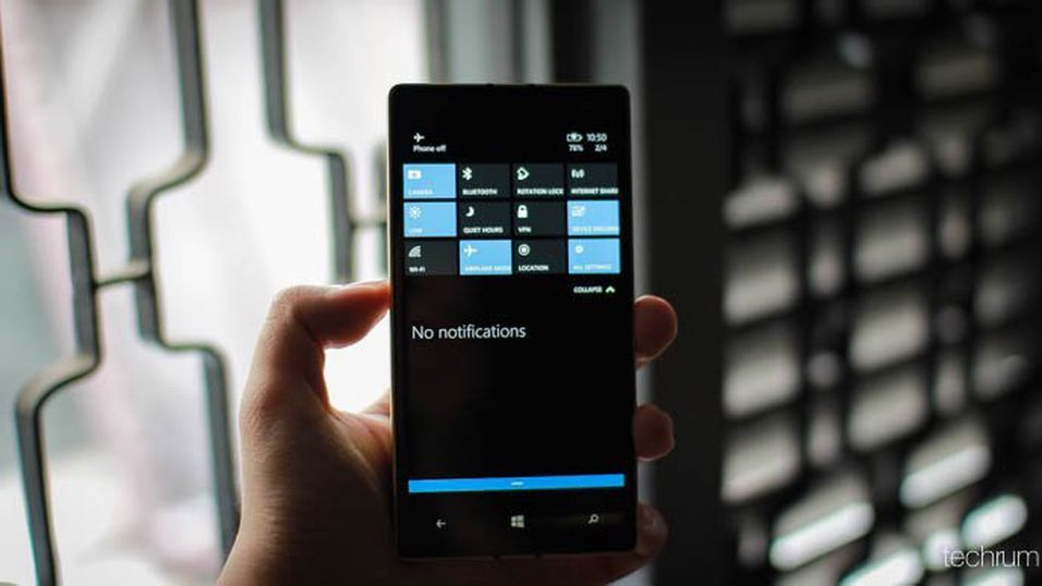 Her er antagelig de første bildene av Windows 10 på mobil