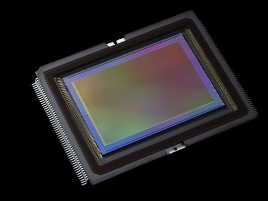 Canons nye 50 megapiksels bildebrikke.