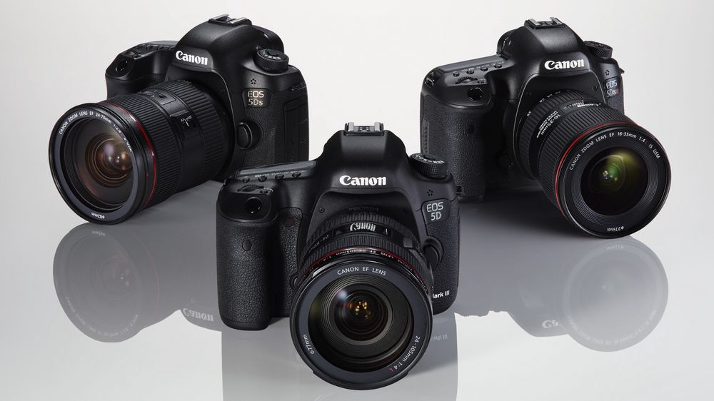 Canon 5D Mark III består, og vil fortsatt være Canons lyssterke flaggskip.