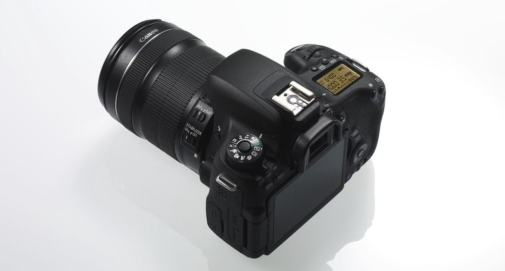EOS 760D legger seg nærmere Canons semiproffe kameraserie.