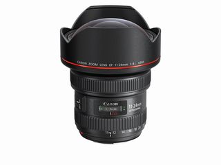 Canon EF 11-24mm f/4L USM.