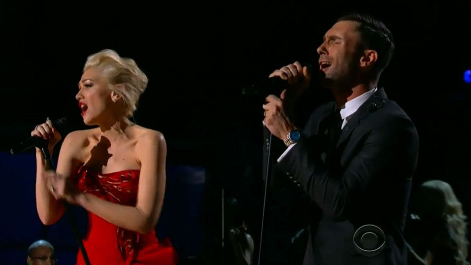 Maroon 5-vokalist Adam Levine er blant artistene som har blitt med i Grammy Alliance.
