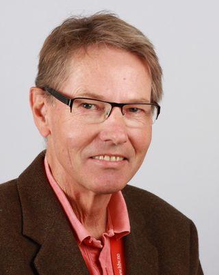 Magne Helland, dosent ved institutt for optometri og synsvitenskap ved Høgskolen i Buskerud og Vestfold.