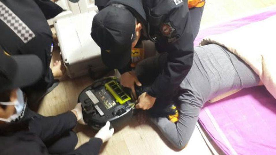 Kvinne ble «angrepet» av robotstøvsuger