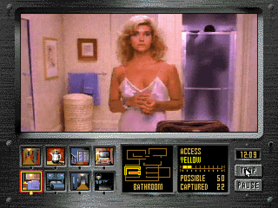 Night Trap.