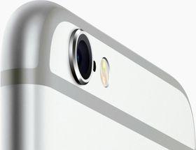Kameraet får en liten oppgradering med iPhone 6S og 6S Plus.