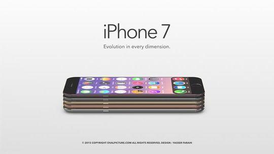 Vil iPhone 7 gå mot denne designretningen? Det mener iallefall konseptartist Yasser Farahi.