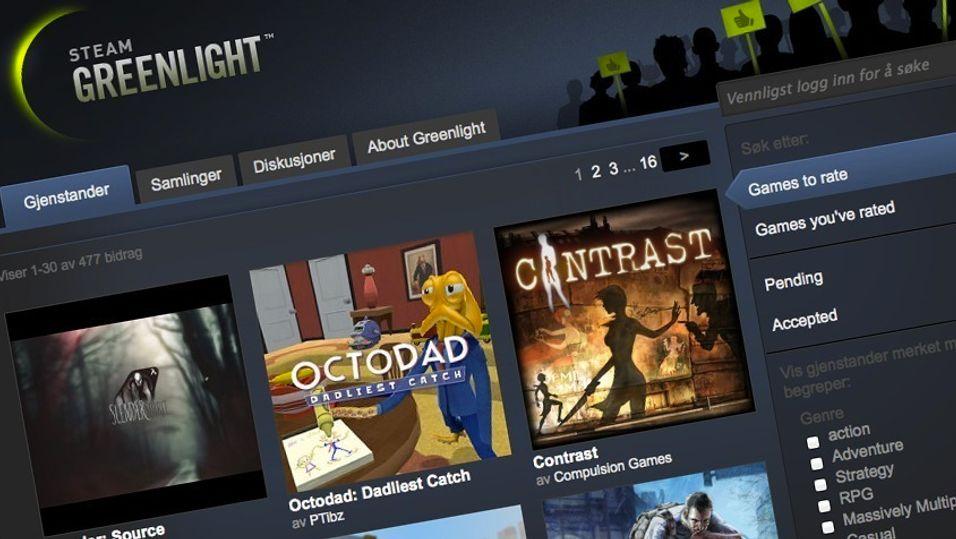 Utviklere kjøper seg Greenlight-stemmer med spillnøkler