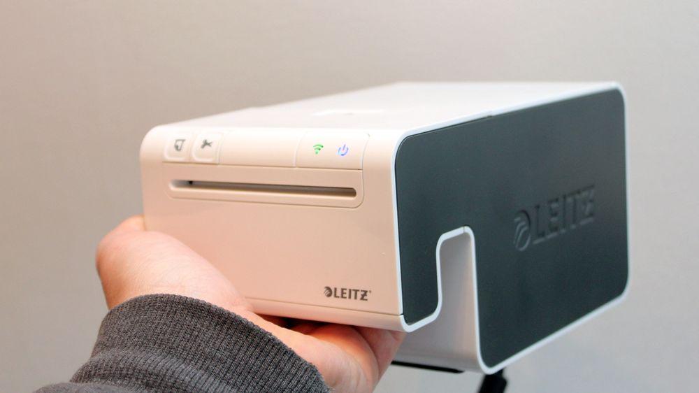 TEST: Leitz Icon trådløs etikettskriver
